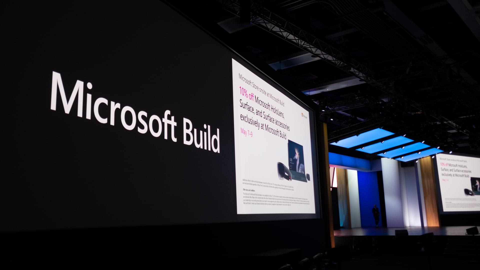 Apptimized Microsoft Build 2018