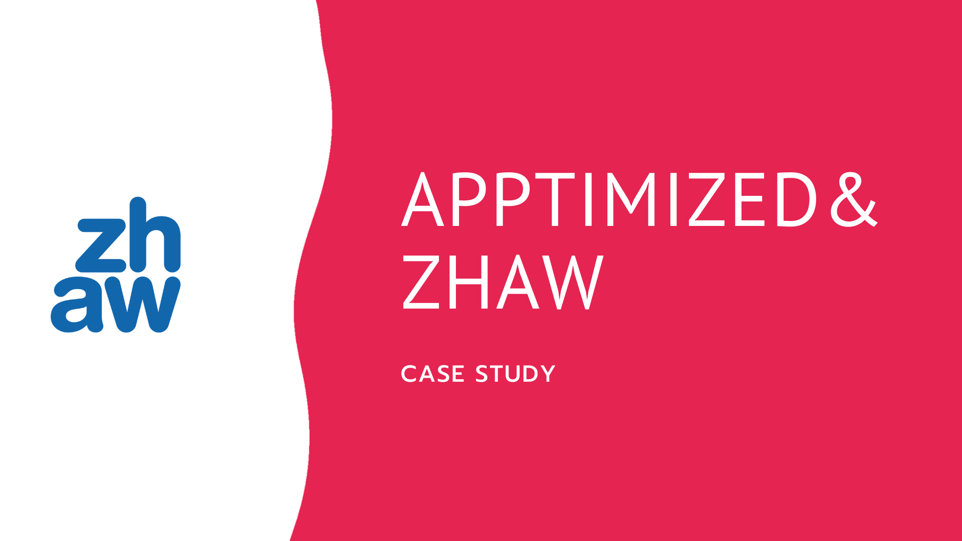 Customer ZHAW Success Stories and feedback of cloud-based Application Packaging Tool