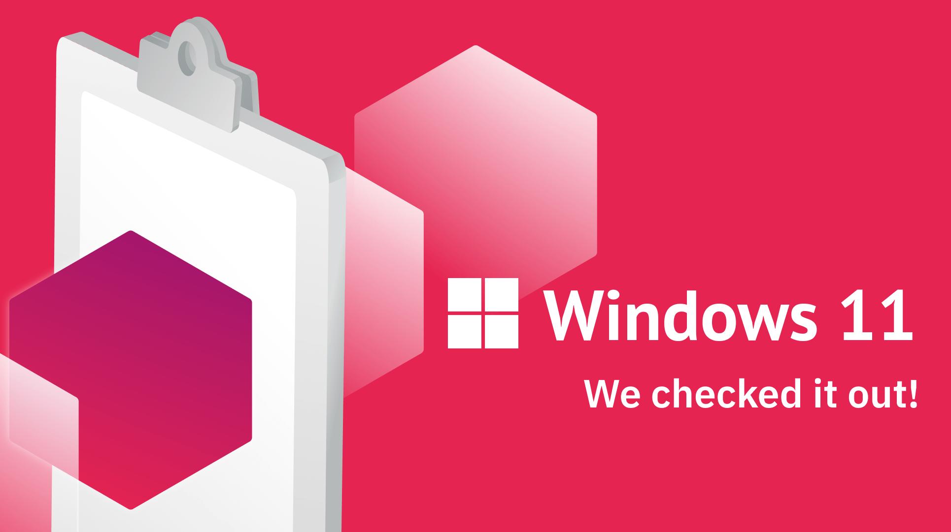 Windows 11 software packaging