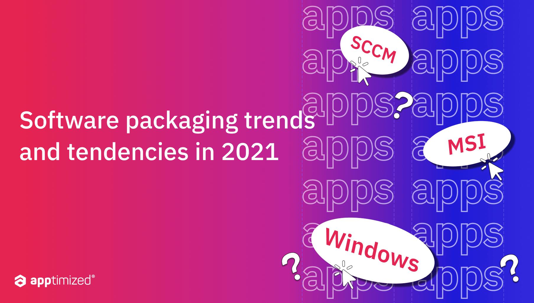 application packaging standarts
